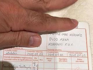 Ajkai kórházbotrány: farkastörvényekről beszél a főigazgató