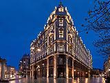 Elkészült Orbán Viktor kedvenc török vállalkozójának luxus hotelje Budapesten