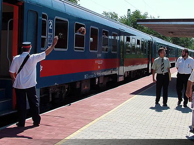 Kifut a vonat Ferihegy1-ről