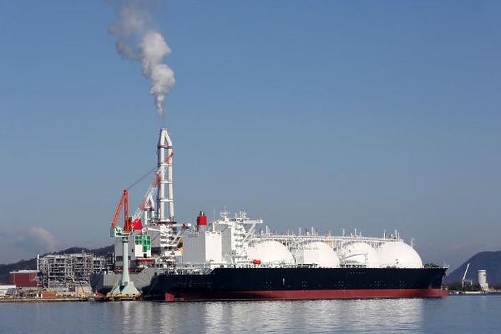 Horvát kikötőből érkezik majd a cseppfolyós gáz (Fotó: depositphotos.com)
