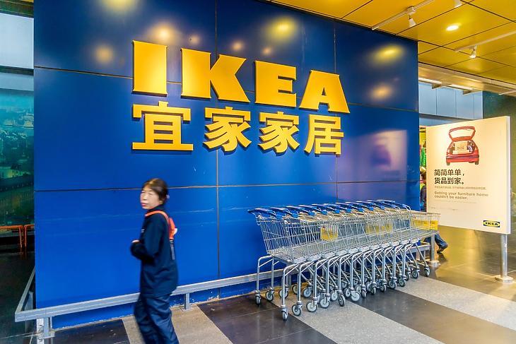 A kiskereskedelem is leállt Kínában az év elején (Forrás: depositphotos)