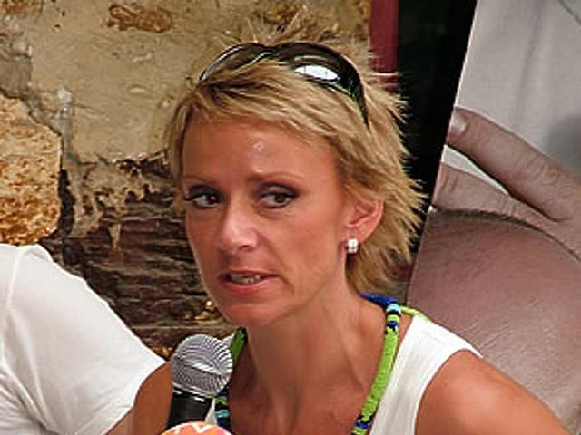 Jakupcsek Gabriella a TV2-től