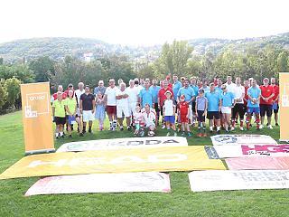 Régi-új bajnokok a Footgolf Csúcs Kupán