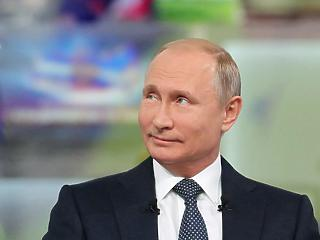 Putyin két újabb netes újságot minősített külföldi ügynöknek