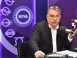 Orbán Viktor figyelmeztet, nem dőlhetünk még hátra