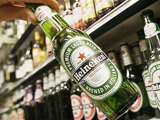 75 milliós bírságot kapott a Heineken