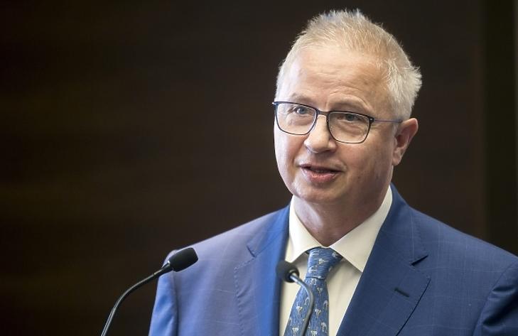Trócsányi László ((MTI/Mohai Balázs)