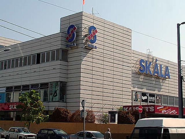 A budai Skála - még épen