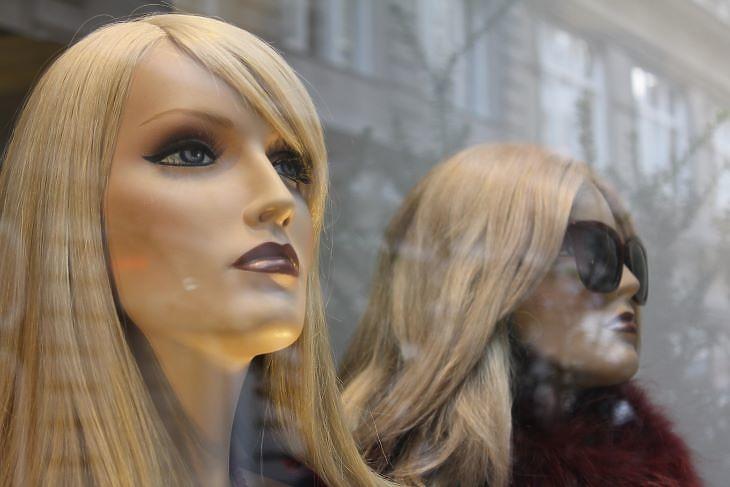 A ruházati divatárusok vannak a legrosszabb helyzetben (fotó: Mester Nándor)