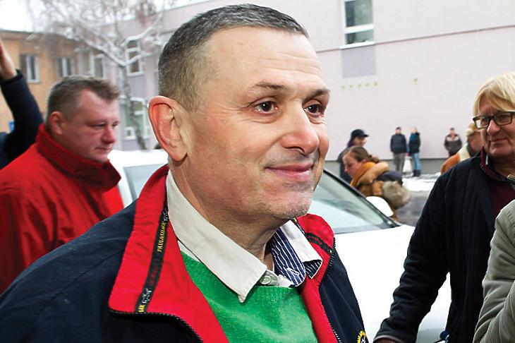 Galambos Lajos (forrás: MTI)