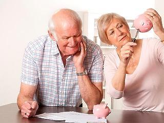 Beismerés a kormánytól: a nyugdíjakra egyre kisebb rész jut az államkasszából