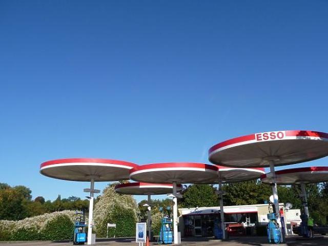 6. Esso kút, Nagy-Britannia