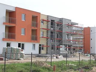Életjeleket mutatott novemberben az építőipar