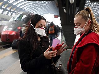 Koronavírus: új országokat tart veszélyesnek az EU