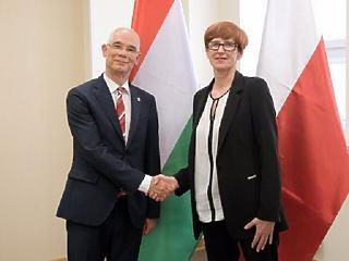 Évi 1 millió eurós állami támogatással indul a lengyel-magyar barátság-alapítvány