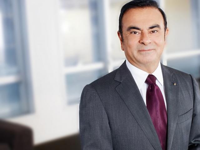 Carlos Ghosn a fúzióval koronázná meg pályafutását (Forrás: renault.com)