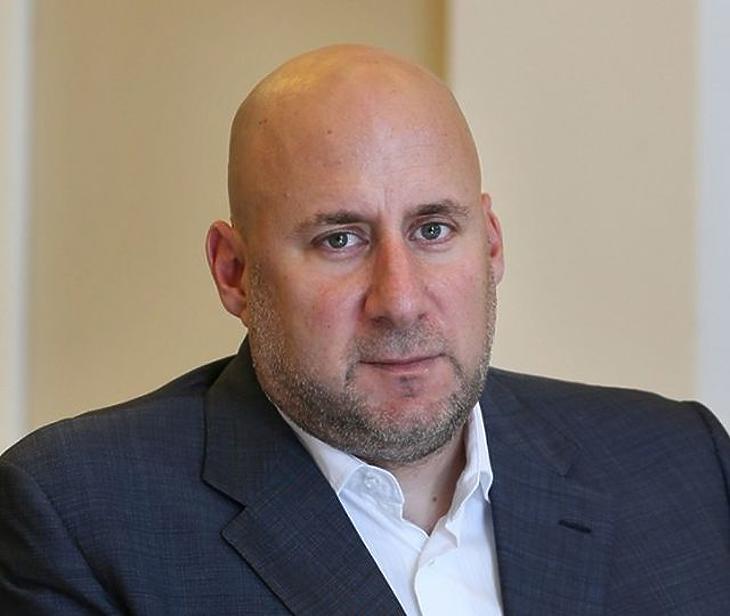 Jászai Gellért tulajdonosi befolyása növekedett az általa irányított 4iG-ben. Fotó: MTI
