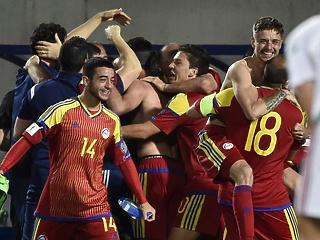 Összesen 106,5 millió forintot nyertek, akik Andorra győzelmére fogadtak