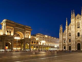 Tudósítás a vörös zónából: Milánó, a szellemváros