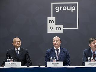 200 milliárd forintos klubhitelt kap az MVM
