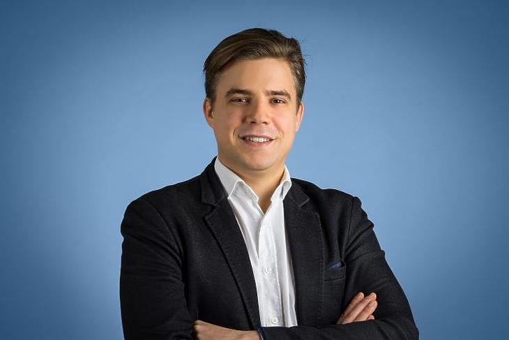 Lantos Tamás, a Nyugdíj Másképpen üzleti igazgatója