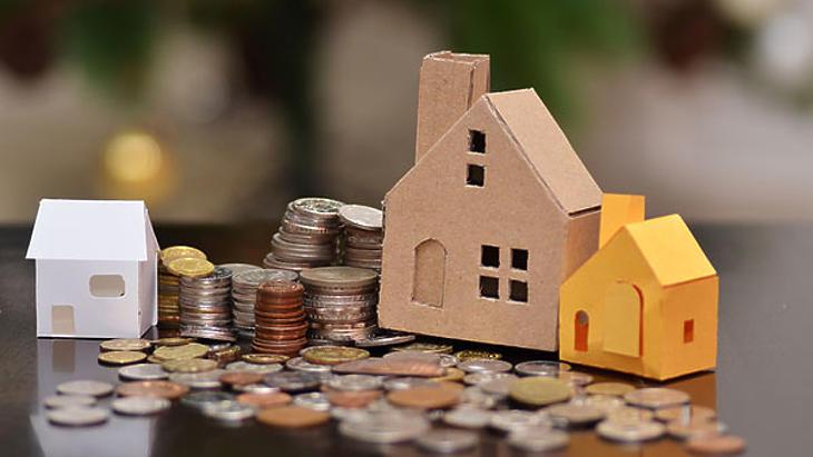 Az MNB kamatemelése miatt a lakáshitelek törlesztőrészletei is emelkednek. Fotó: depositphotos