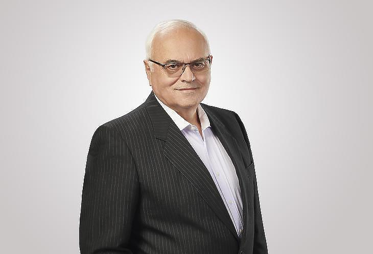 Dr. László Imre. Fotó: Újbuda.hu