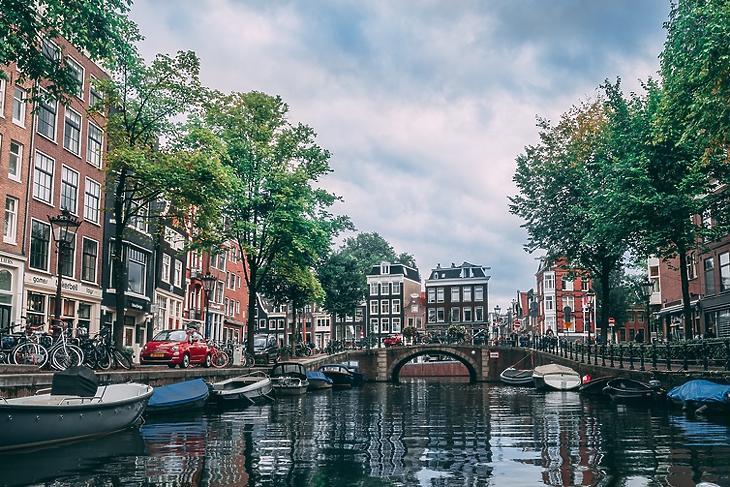 Amszterdam. (Pexels/Chait Goli)