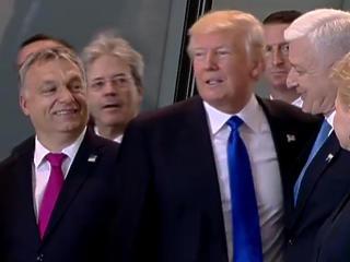 Orbán: Magyarország az Egyesült Államok szövetségese