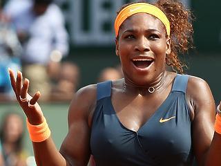 Megint Serena Williams a legjobban fizetett női sportoló, de a férfiakhoz képest sehol sincs