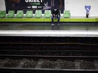4 ezren szegték meg egy nap alatt a kijárási tilalmat Franciaországban
