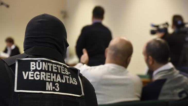 Buda-Cash-botrány: elítélték a vádlottakat (Fotó: MTI)
