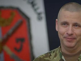 Megérkezett a kinevezés - Ruszin-Szendi Romulusz az új parancsnok