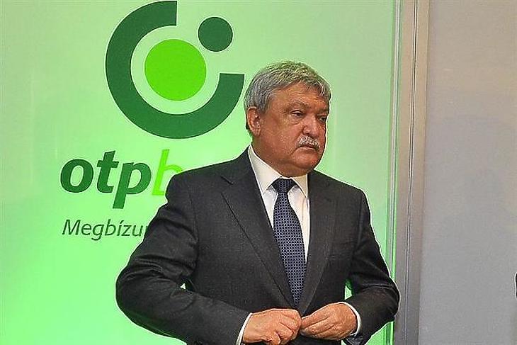 Csányi Sándor szingapúri alapja 1,85 milliárdért vett OTP-részvényt -  mfor.hu