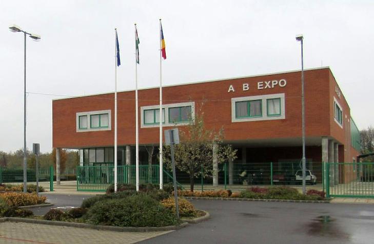 Az AB Expo csarnok is új tulajdonosra vár