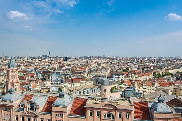 Bécs (Forrás: Pixabay/Jarmoluk)