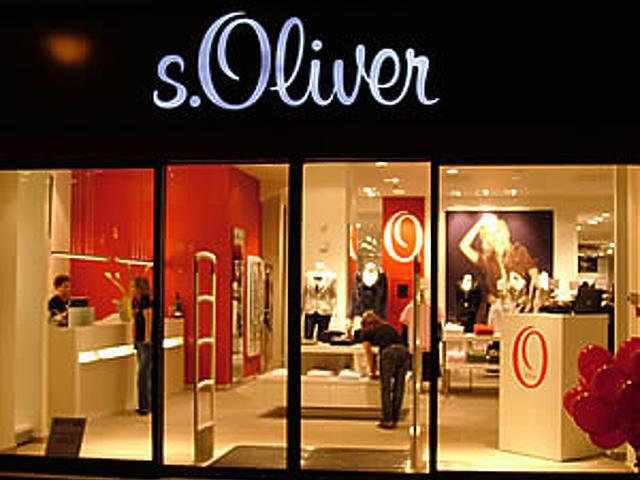 S. Oliver a megnyitón