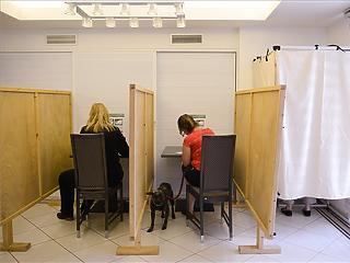Hivatalosan vége a szavazásnak