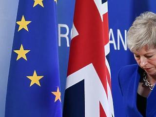 A britek épp megint nagyon ki akarnak lépni az EU-ból