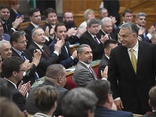 Negyedszerre is megválasztották miniszterelnöknek Orbán Viktort