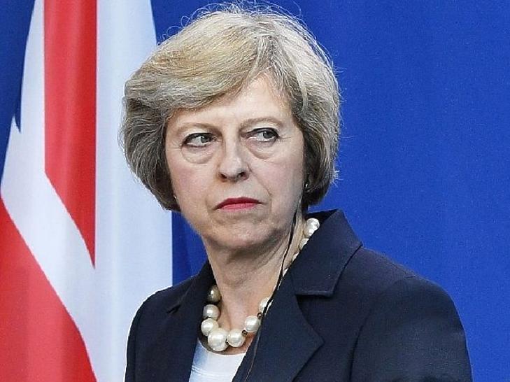 A brexit szavazással bukik May is?