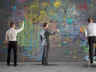 Az innovációhoz sok alulról jövő kezdeményezésre van szükség