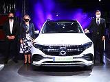 Mercedes: itt az első teljesen elektromos magyarországi jármű