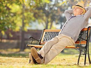 A KSH tegnap nagyon jó hírt közölt a nyugdíjasokkal