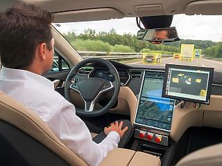 Együtt fejlesztene önvezető technológiákat a Volkswagen, a BMW, a Daimler, a Bosch és a Continental