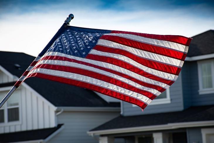 Kissé jobb eredményt vártak Amerikában. (Fotó: Pixabay)
