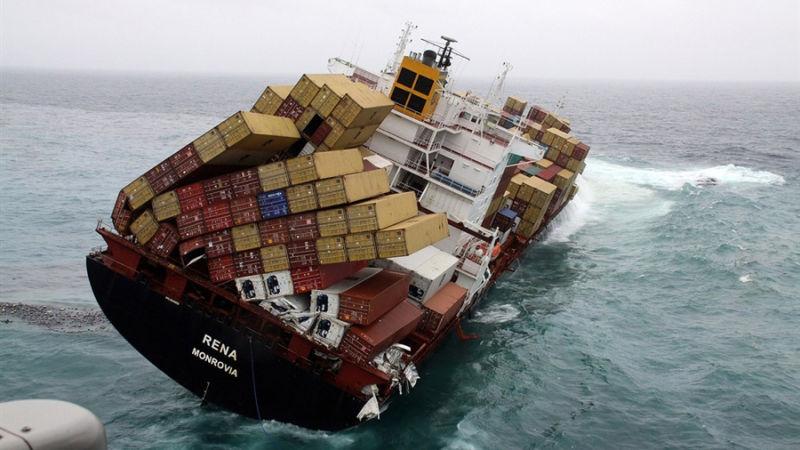 Megtörőben a világkereskedelem lendülete.