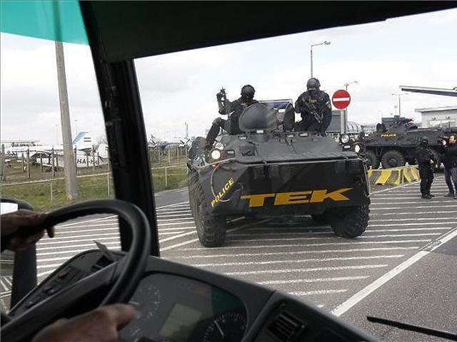 Magas terrorkészültséget rendeltek el Magyarországon