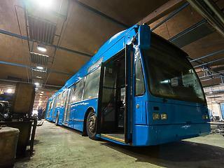 14 éves buszokat vesz Svájcból a BKV