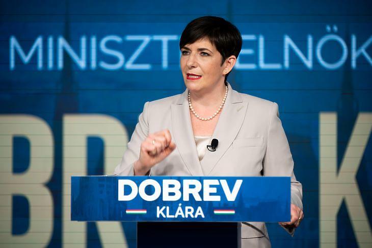 Dobrev Klára (fotó: DK)